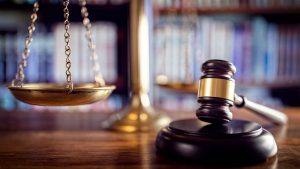 Legal Gavel and scales for the blog of protecting rental property from mass buying
