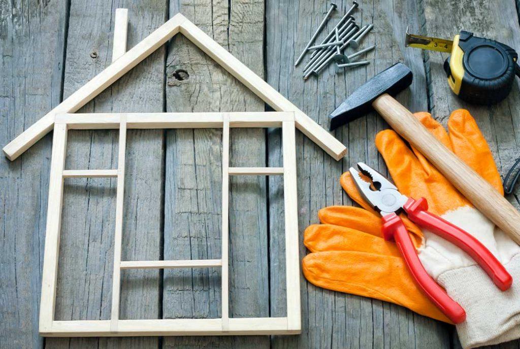 House made with wood resembling Technisch beheer van huurwoningen Smartletting
